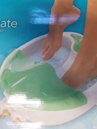 Portable foot spa with massaging bubbles Groveton, 22307