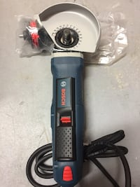 Grinder BOSCH 13 AMP 5 in Lake Elsinore, 92532