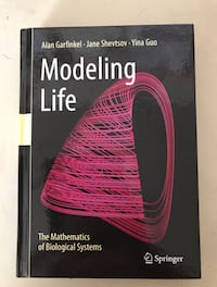 Modeling Life: The Mathematics of Biological System Long Beach, 90813
