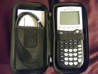 Brand New TI-84 Scientific Calculator w/Case Salem