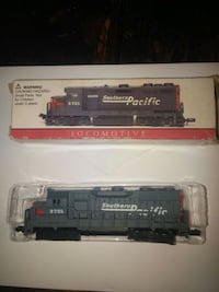HO scale Southern Pacific locomotive San Antonio, 78217
