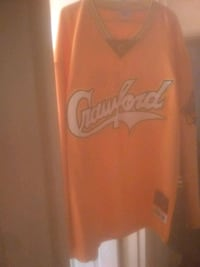 Negro League Pittsburgh Crawford Jersey 383 mi