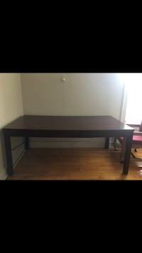Rectangular wooden coffee table Chicago, 60608