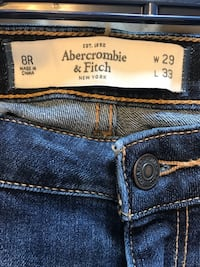 Abercrombie and Fitch Jeans (Size 29) Toronto, M5R 1B9
