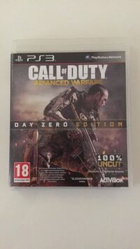 Call of Duty Advanced Warfare ps3 oyunu Yıldırım, 16360