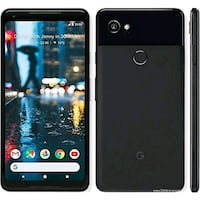 Google Pixel 2 XL 128GB 128 GB Just Black BNIB SEALED FOR REAL Markham, L3P 1Z4