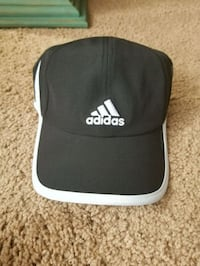 black and white Adidas baseball cap Saint Louis Park, 55426