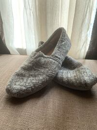 Grey Toms like new size 8.5 Belcamp, 21017