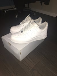 White airforce 1  Vancouver, V6Z