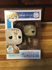 Toy Funko POP Disney Pixar Crush #75 Toronto, M1V 1Z6