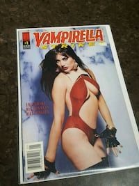 #1 Vampirella Strikes comic book Toronto, M3C 4J1