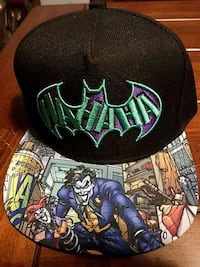 Batman Joker new cap Cap
