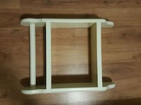 bathroom shelf unit with towel hanger Toronto, M2J 1P2