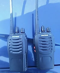 two black 2-way radio 2339 mi