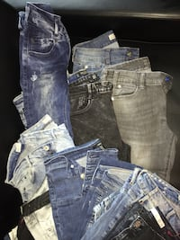 Jeans taille 36  Maule, 78580