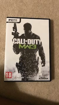 Call Of Duty game case Herndon, 20171