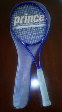 Number or size 4 purple tennis racket NEWYORK