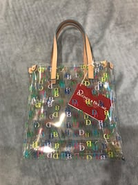 Brand new Dooney & Burke lunch bag. Tags on, never used  Bellefontaine, 43311