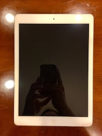 IPad Air 1 - wifi only - white