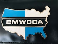 BMW CCA grille badge metal medallion   New Providence, 07974