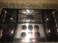 Kitchenaid 36 stove cooktop  Laurel