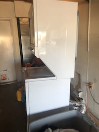 Kenmore stackable washer and dryer White Tucson, 85741