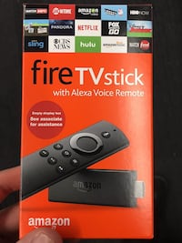 AMAZON FIRE STICK New York, 10301