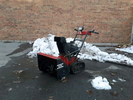 26-inch Snowblower [Electric Start, Track Driven, Dual Stage]