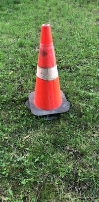 I have 15 of these safety cones. Closing business and don't need them anymore
