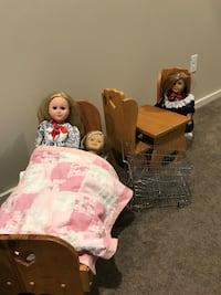 American Girl Dolls and accessories  Bothell, 98012