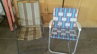 2 outdoor chairs  Sparks, 89436