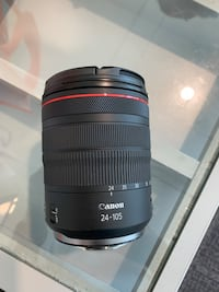 Canon RF 24-105mm F4 L IS USM Lens Toronto, M5N 2N4