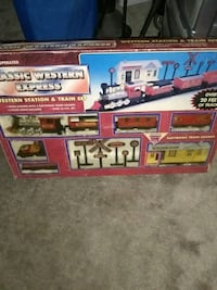 Train set battery operated Alexandria, 22315