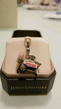 AUTHENTIC JUICY COUTURE COTTON CANDY MACHINE CHARM Burnaby, V5C 2K2