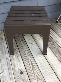 Patio side table Weirsdale, 32195