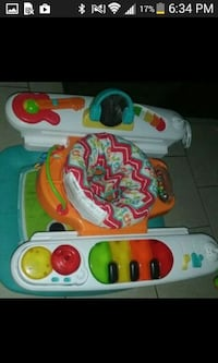 Fisher price 4 in 1 step n play piano  Phoenix, 85009
