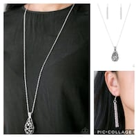 Magic potions silver necklace  Gaithersburg