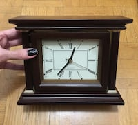 Over $90 Vintage Bombay Desk Clock Toronto, M2N 1L8