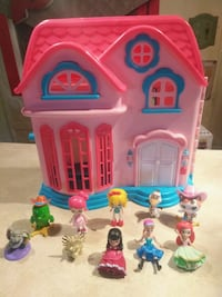 Dolls and home toys