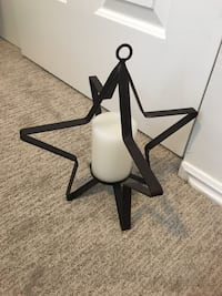 Really Cool Star Shaped Candle Holder!
