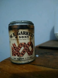 W.E.Garrett and Son snuff