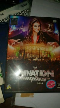 Elimination Chamber 2014 wwe wrestling dvd Oslo kommune, 0986