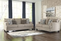 Dorsten Sisal Living Room Set Houston, 77036