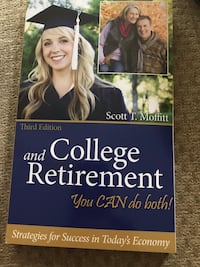 College/Retirement you can do both Book Liberty Twp, 45011