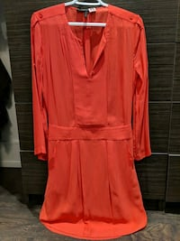 BCBG orange dress Vaughan, L4K 3S3