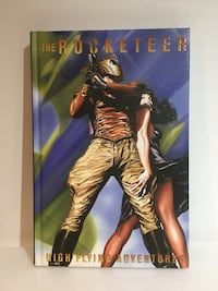 Rocketeer book