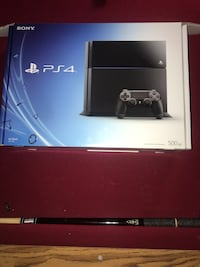 500 GB PlayStation 4 lightly used excellent condition  Toronto, M2R 3B1