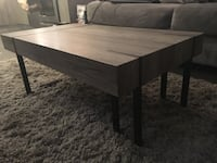 Like new coffee table, 6 months old