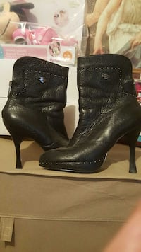 Harley Davinson Leather Boots Size 9  New York, 10456