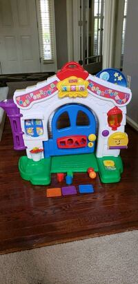 Fisher price learning home Stafford, 22554